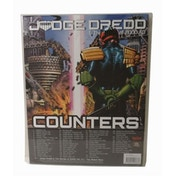 Token Set for Judge Dredd & The Worlds of 2000 AD Roleplaying Game