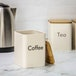 Kitchen Canister Set | M&W 4 Piece (with Bread Bin) - Image 2