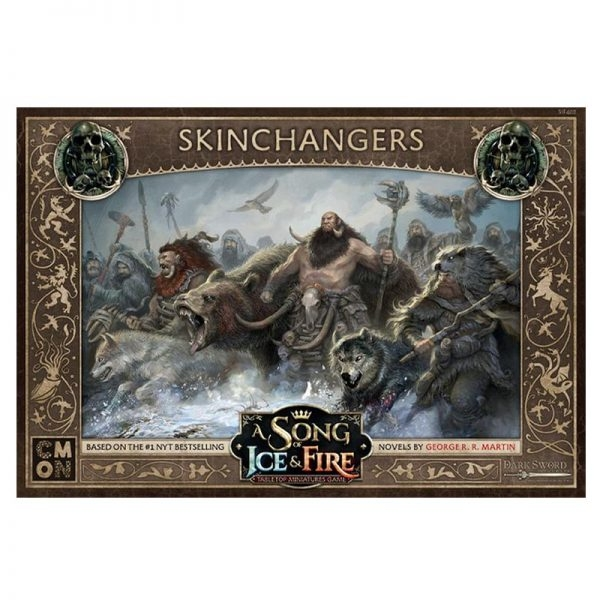 A Song Of Ice and Fire Free Folk Skinchangers Expansion