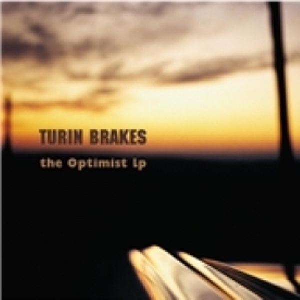 Turin Brakes The Optimist LP CD