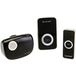Lloytron B7506BK 32-Melody Plug-In Wireless Door Chime with MiPs - Black - Image 2