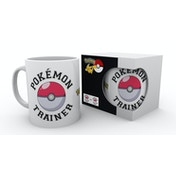 Pokemon Trainer Mug