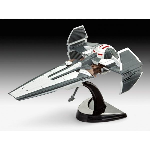 Star Wars Sith Infiltrator 1:257 Level 3 Model Kit - Image 2