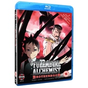 Fullmetal Alchemist Brotherhood Five Episodes 53-64 Blu-ray