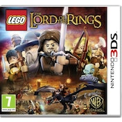 Lego Lord Of The Rings Game 3DS