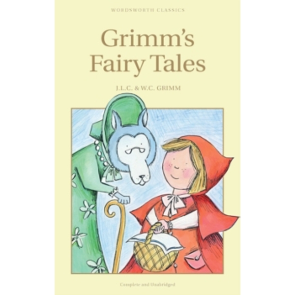 Grimm's Fairy Tales by Jacob Grimm, Wilhelm Grimm (Paperback, 1993)
