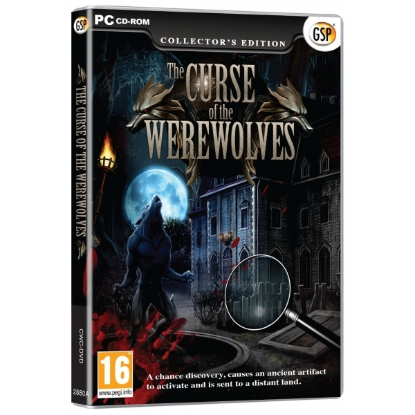 The Curse of the Werewolves Collector's Edition Game PC