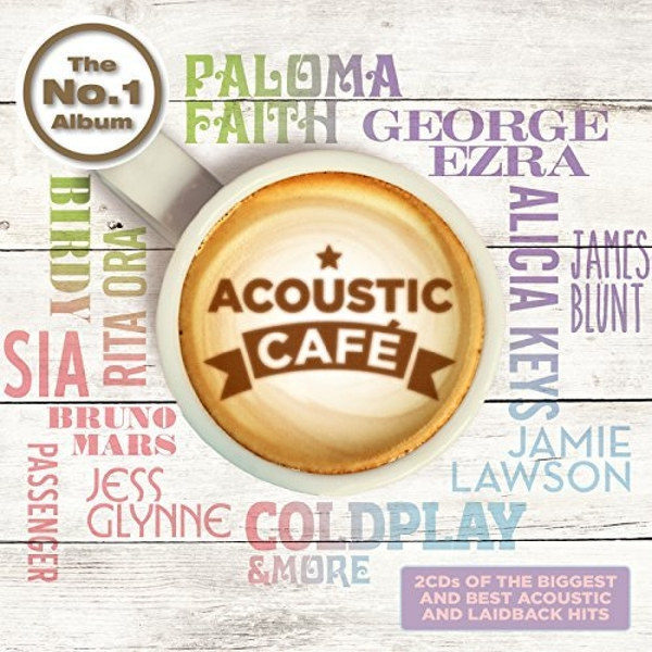 Acoustic Cafe - Various CD