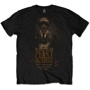 Peaky Blinders - Established 1919 Men's Large T-Shirt - Black
