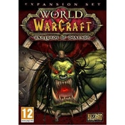 World of Warcraft Warlords of Draenor Expansion PC Game