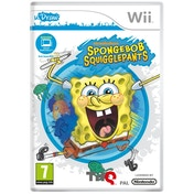 uDraw Spongebob Squigglepants Game Wii