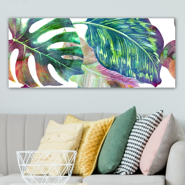 YTY6376004203_50120 Multicolor Decorative Canvas Painting
