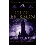 Gardens Of The Moon: (Malazan Book Of The Fallen 1) by Steven Erikson (Paperback, 2008)