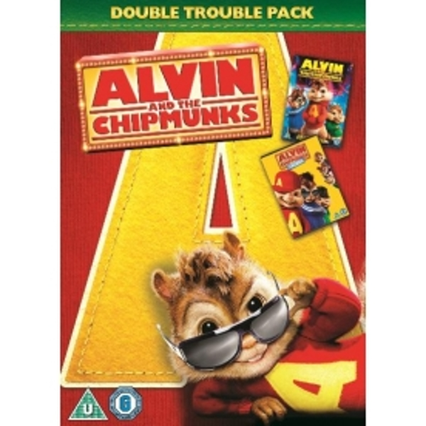 Alvin And The Chipmunks 1 & 2 DVD