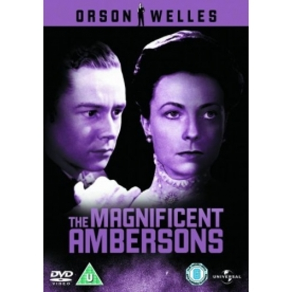 The Magnificent Ambersons DVD