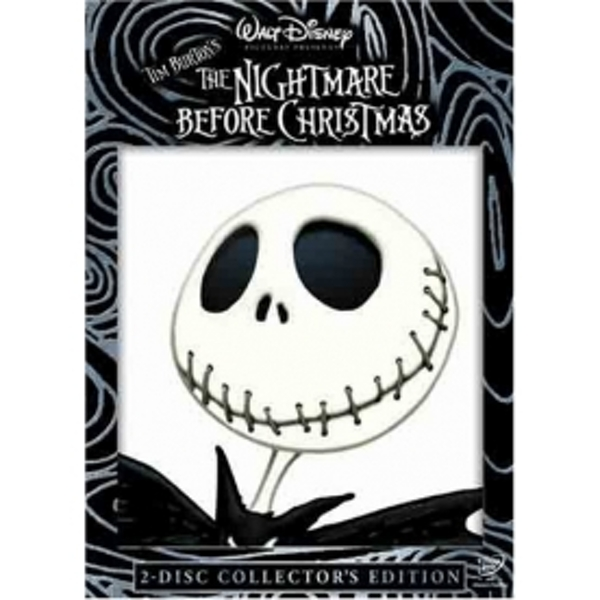 the nightmare before christmas 2 disc collectors edition dvd - A Nightmare Before Christmas 2