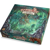 Zombicide Green Horde: No Rest For The Wicked Board Game
