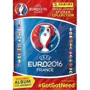 UEFA Euro 2016 Sticker Collection Starter Pack