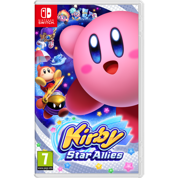 Kirby Star Allies Nintendo Switch Game - Image 1