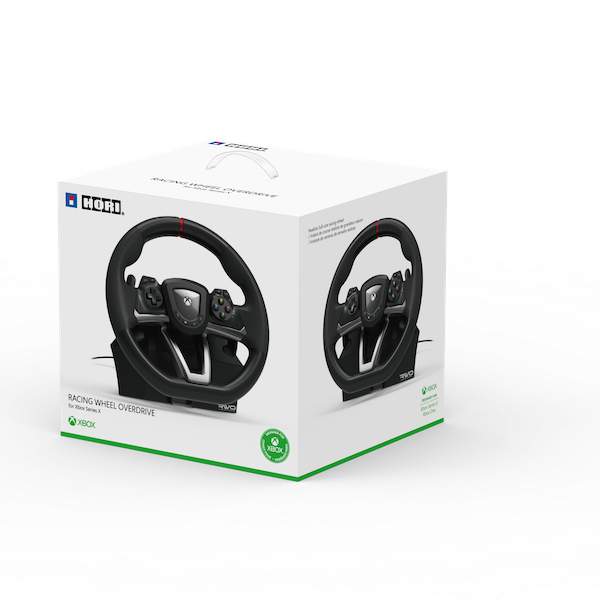 Hori Racing Wheel Overdrive for Xbox Series X - Image 1