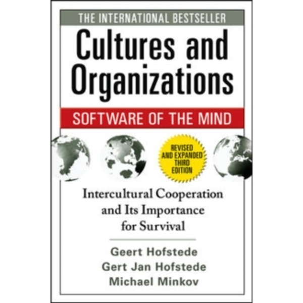 Cultures and Organizations: Software of the Mind, Third Edition by Michael Minkov, Geert Hofstede, Gert Jan Hofstede (Paperback, 2010)
