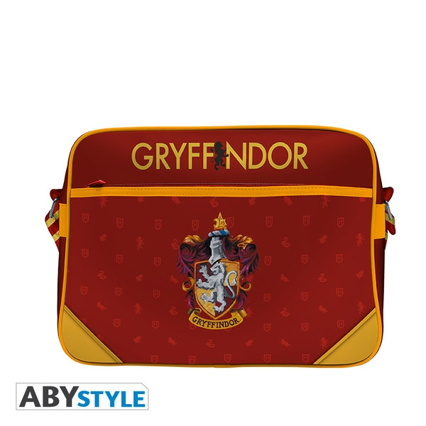 Harry Potter - Full Print Gryffindor Messenger Bag - Image 1