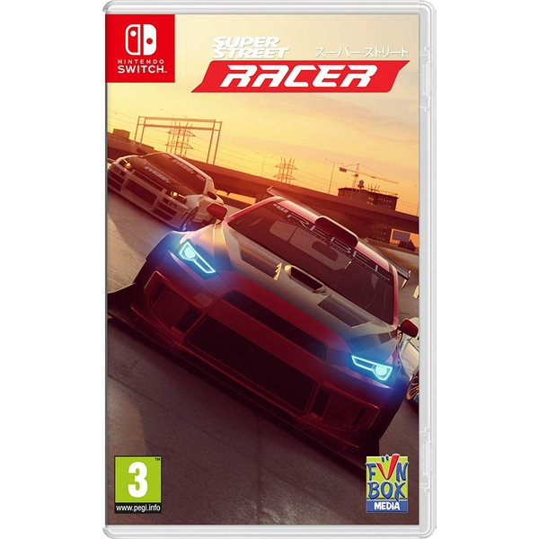 Super Street The Game Nintendo Switch