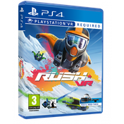 Rush VR PS4 Game (PSVR Required)