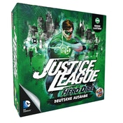 Green Lantern: Justice League Hero Dice Board Game