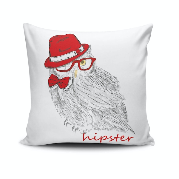NKLF-292 Multicolor Cushion Cover