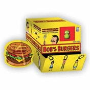 Bob's Burgers Series 1 Vinyl Collector Clips (24 Packs)