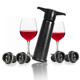 Vacuum Wine Bottle Saver Stopper | M&W