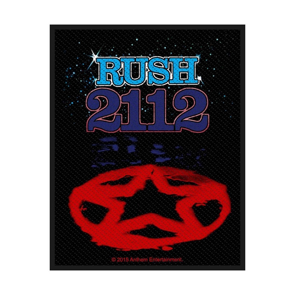 Rush - 2112 Standard Patch
