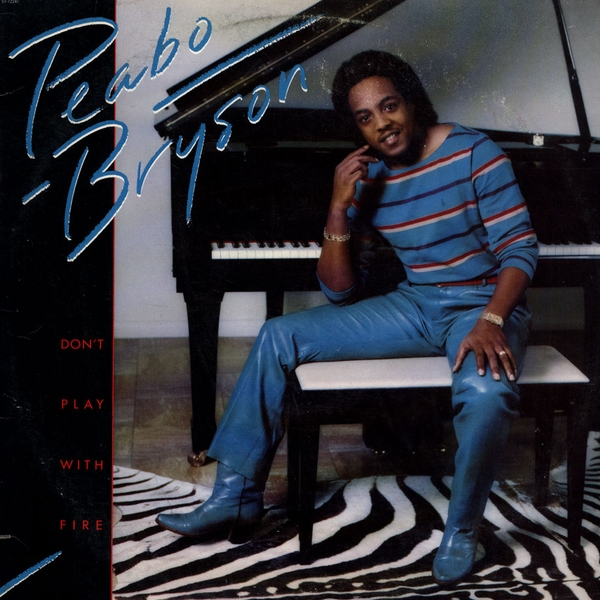 Peabo Bryson - Don't Play With Fire Vinyl