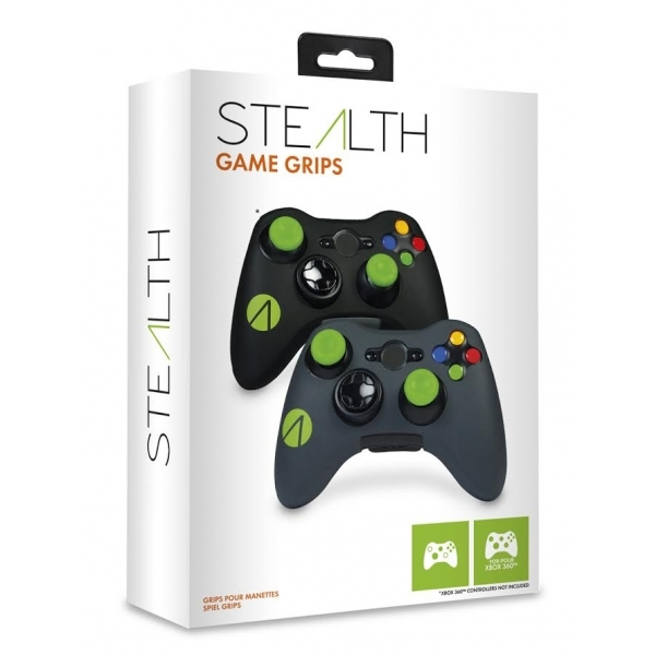 Stealth SX712 Game Grips for Xbox 360