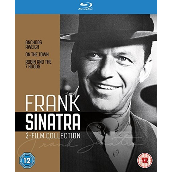 Frank Sinatra 100th Anniversary - 3 Film Collection Box Set Blu-ray
