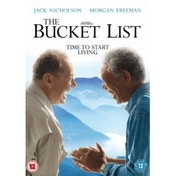 The Bucket List DVD
