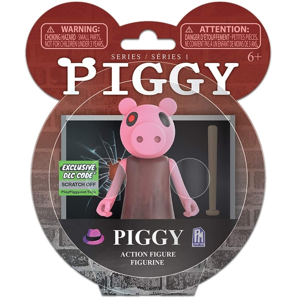 "Piggy Series 1 3.5"" Action Figure - Piggy"