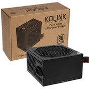 Kolink Core Series 500W 120mm Automatic Control Fan 80 PLUS Certified PSU