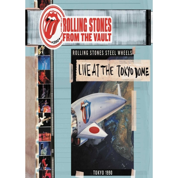 The Rolling Stones: From The Vault Live At The Tokyo Dome 1990 DVD
