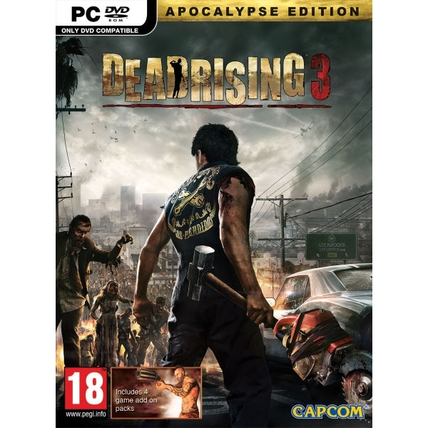 Dead Rising 3 Apocalypse Edition PC Game