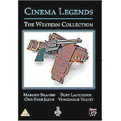 Cinema Legends - The Western Collection DVD 2-Disc Set Box Set