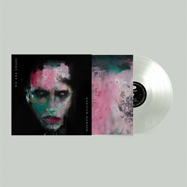 Marilyn Manson - We Are Chaos Limited Edition White Vinyl