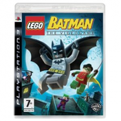 Lego Batman The Video Game PS3