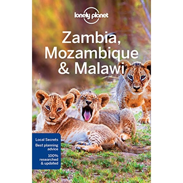 Lonely Planet Zambia, Mozambique & Malawi by Lonely Planet (Paperback, 2017)
