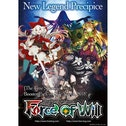 Force of Will TCG:  Reiya Cluster 3 - The Time Spinning Witch Booster Box (36 Packs)