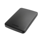 Toshiba Canvio Basics 2.5 inch External Hard Disk Drive 500GB USB 3.0 Black