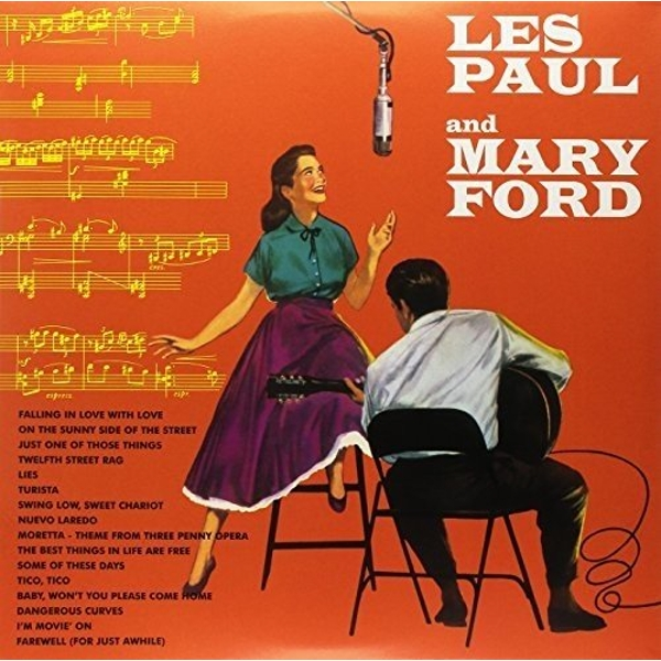 Les Paul And Mary Ford - Les Paul And Mary Ford Vinyl
