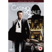 Casino Royale DVD
