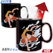 One Piece - Heat Change Luffy & Ace Mug - Image 2